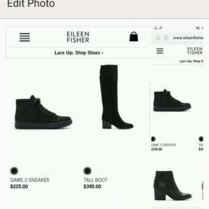 Boots by Eileen Fisher 7